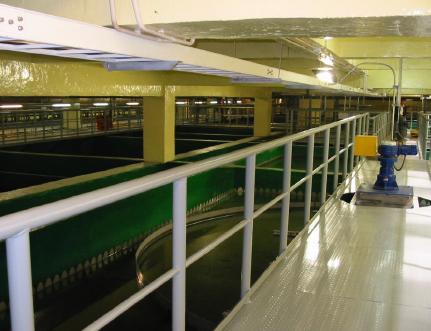 上海某半導體生產廠家電鍍廢水處理工程