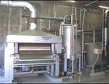 單筒型蒸發脫水設備